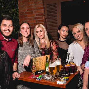 Santo Domingo Bar - 21. Feb - Petak