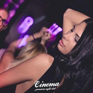 klub cinema lokacija