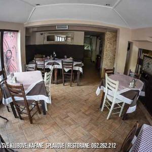 restoran pink zarkovo