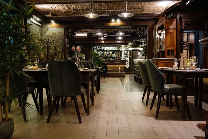 Restaurant Cacio e Pepe