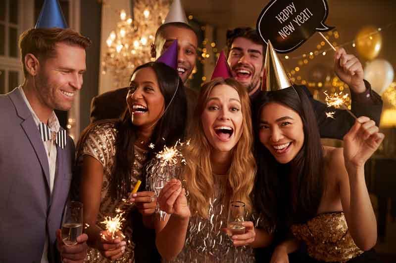 Nova godina restorani