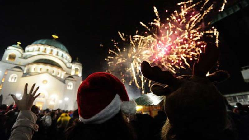 kad je srpska nova godina