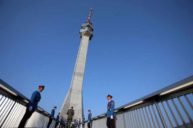svecano otvaranje avalskog tornja