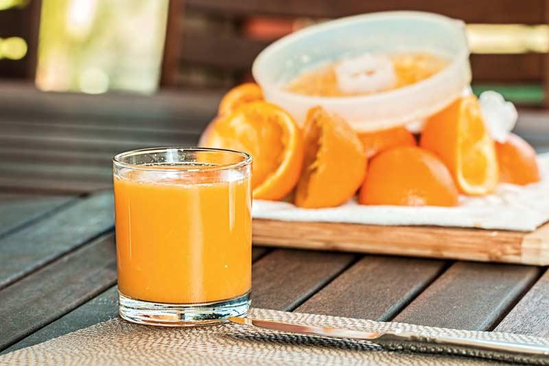 kako se ljusti narandza