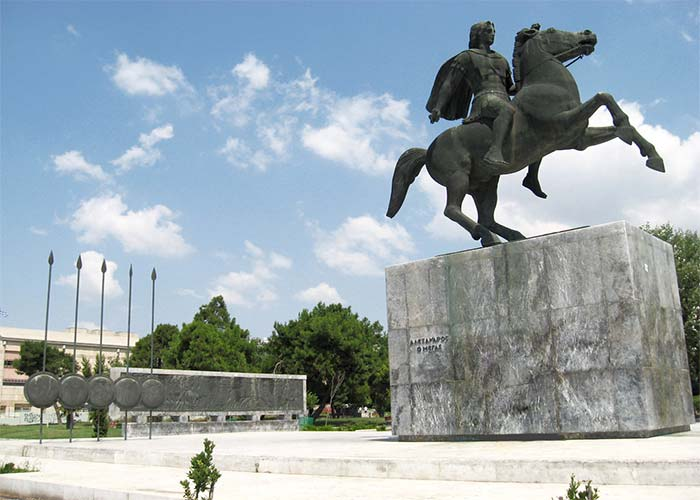 Spomenik Aleksandar veliki