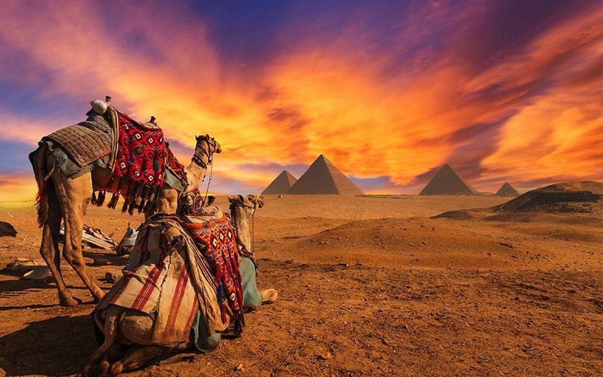 Nova godina u Egiptu