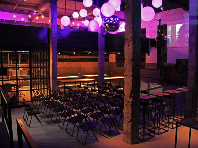 fabrika event space
