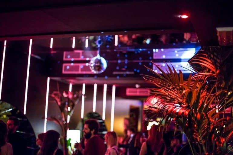 Docek Nove godine u Rimu u nekom od klubova