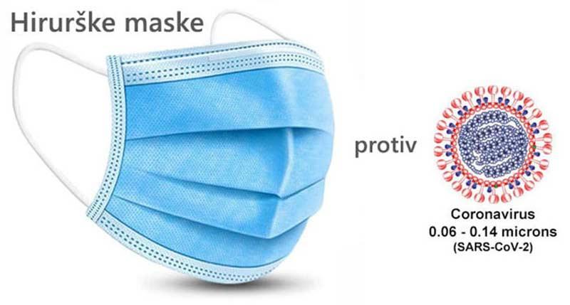jednokratne zastitne maskež