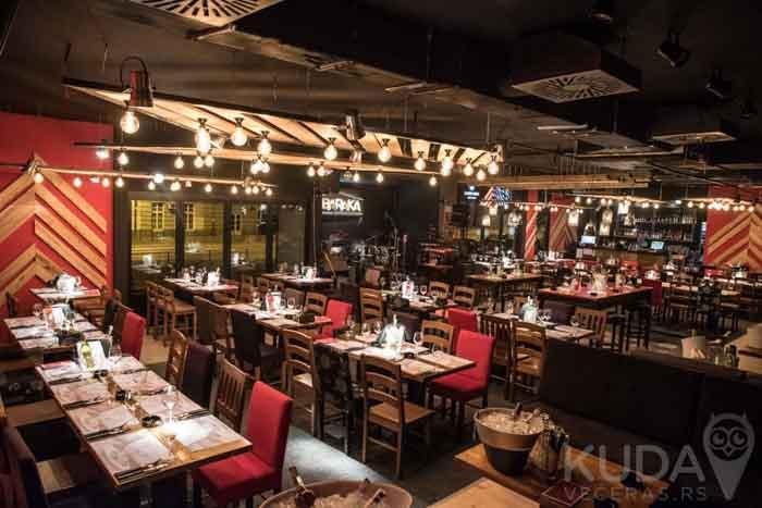 Klub Restoran Baraka