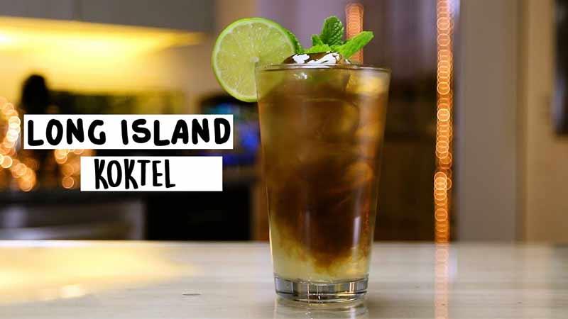 long island koktel