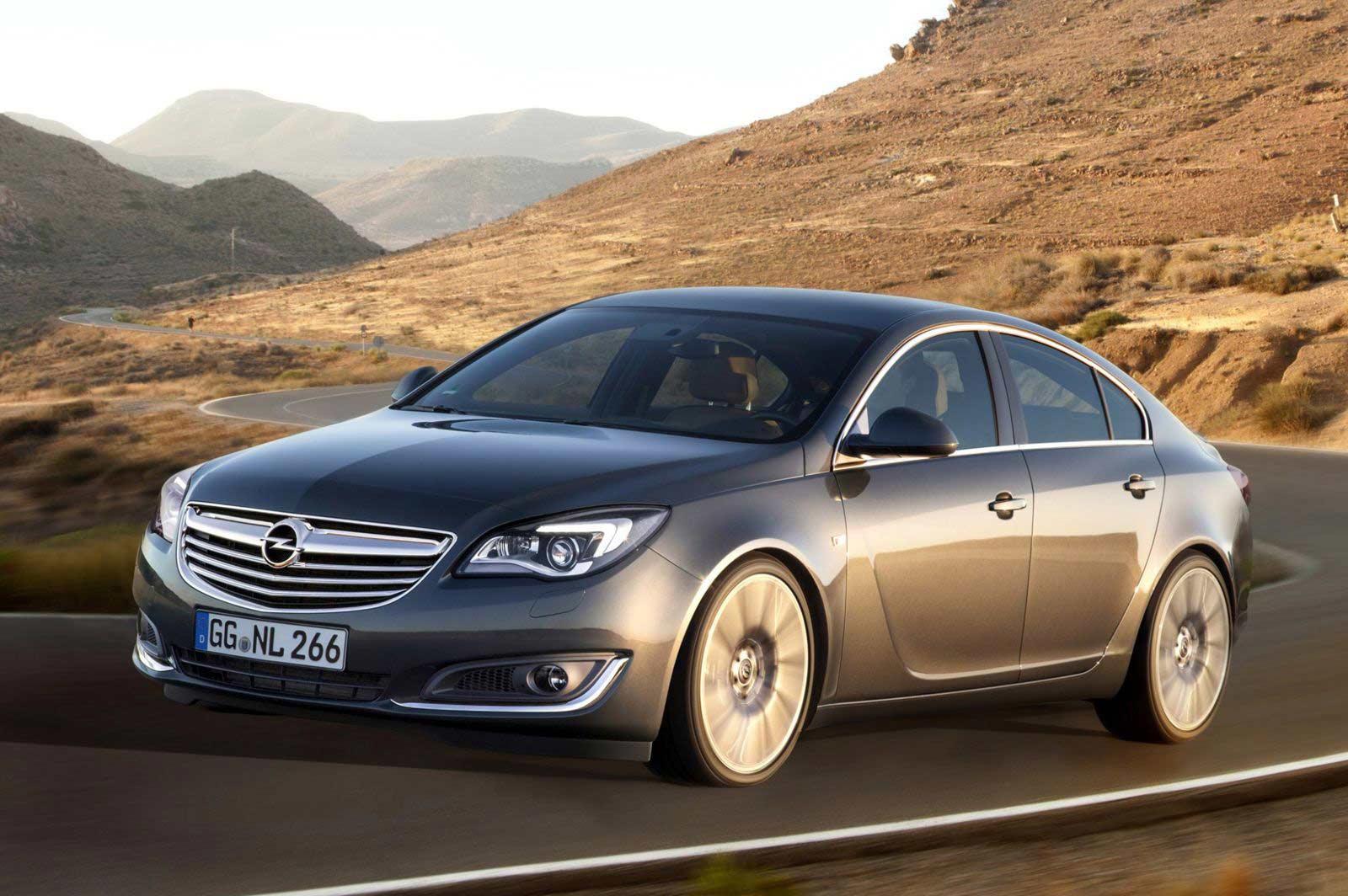 Opel Insignia Rent A Car Beograd