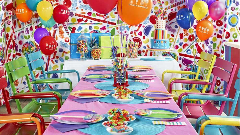 tematska organizacija proslave rodjendana