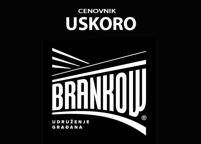 klub brankow cenovnik
