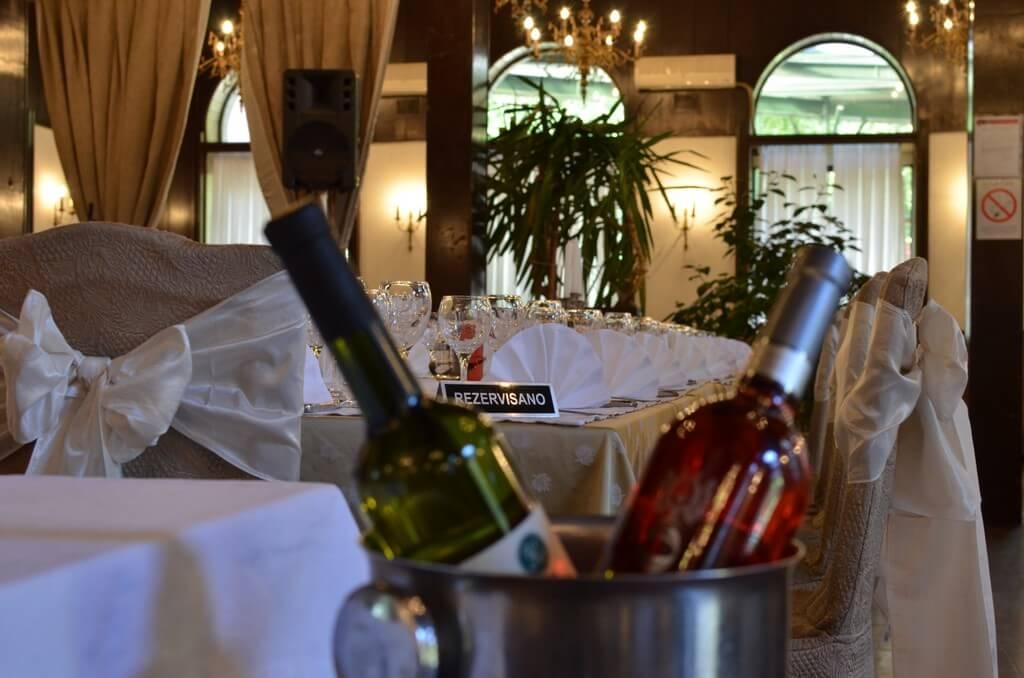 Docek Nove godine u restoranu Milosev Konak