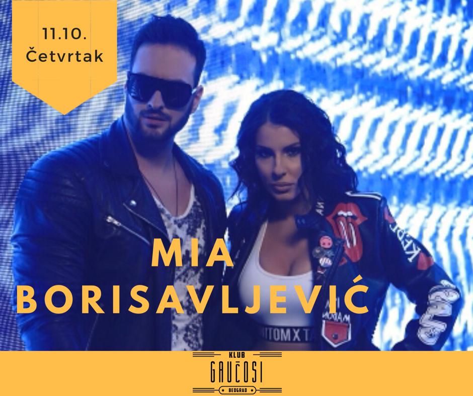 Kafana Gaučosi Mia Borisavljević