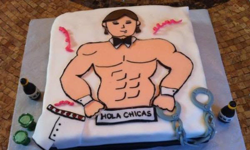 Torta za devojačko veče