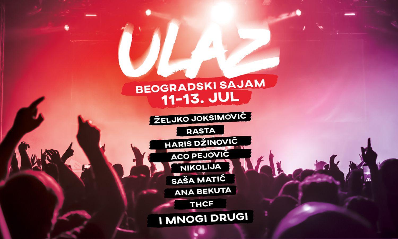 ulaz festival