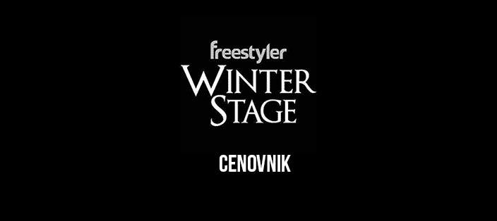 Winter Stage Cenovnik