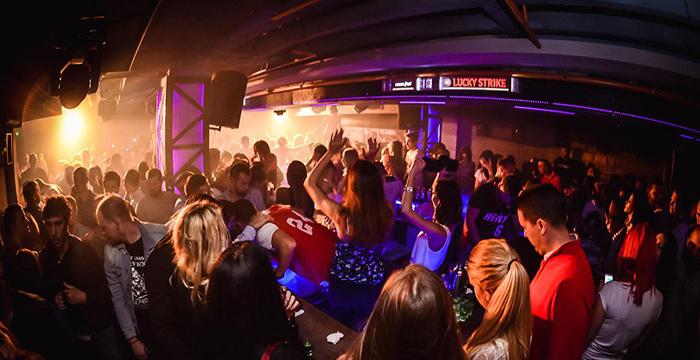 Dizel Party u klubu  Mr. Stefan Braun