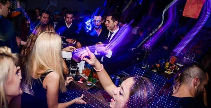DJ George & DJ Dalibor Uhrik u klubu Mr. Stefan Barun