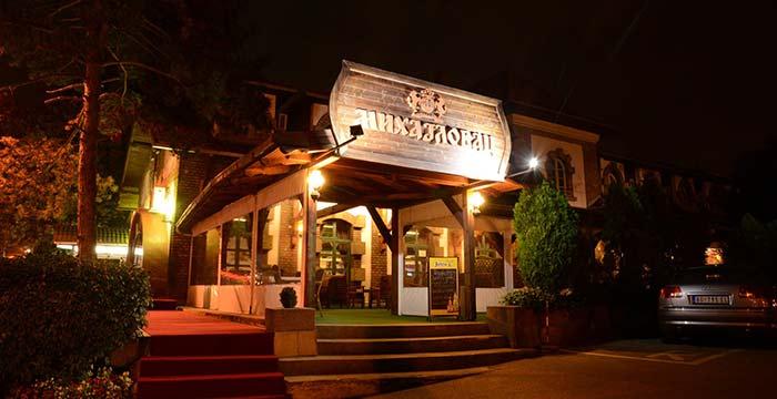Program subotom Restoran Mihajlovac