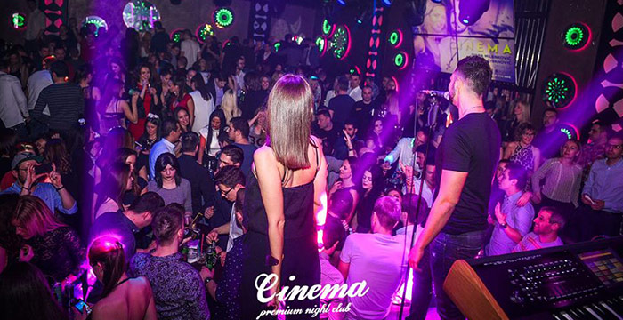 Klub Cinema