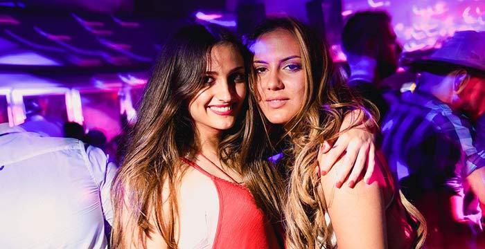 Luda žurka u klubu 94