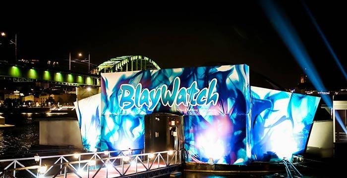 Žurkovanje uz Anu Kokić  na Splavu Blaywatch