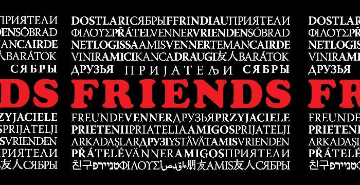 Osetite atmosferu Pivnice Friends