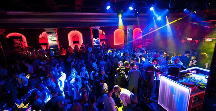Mesto za prave RnB žurke- Klub The Bank