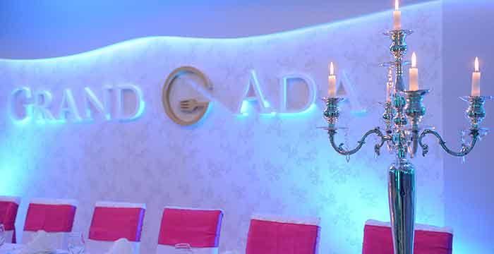 Dočekajte Novu godinu u restoranu Grand Ada
