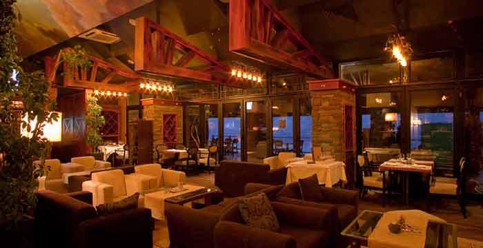 Restoran Amphora- pravo mesto za doček