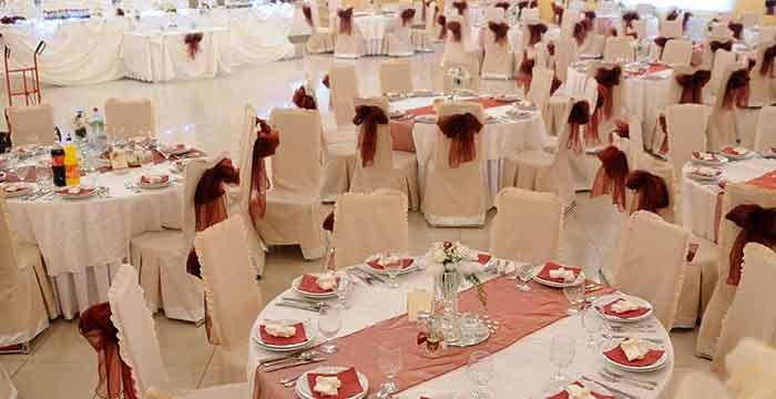 Doček Nove godine u restoranu Dvor Aleksandar Leštane