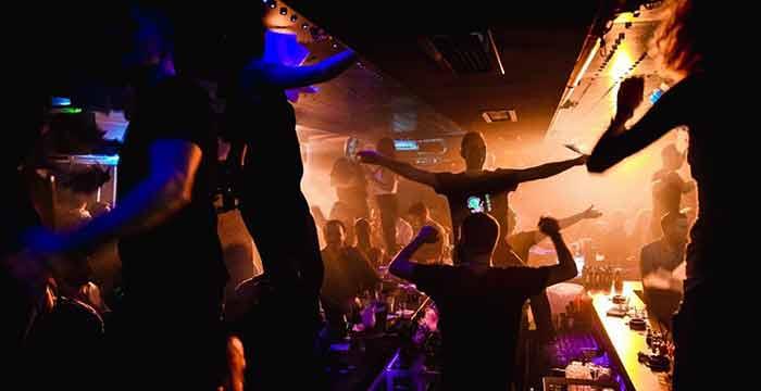 Klubovi u kojima se najluđe densuje
