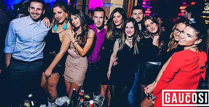 Žurka petkom u kafani Gaučosi
