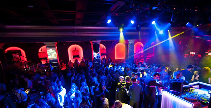 Žurkovanje uz fantastične DJ-eve u klubu The Bank