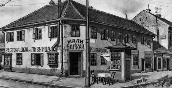 Istorija kafana u Beogradu