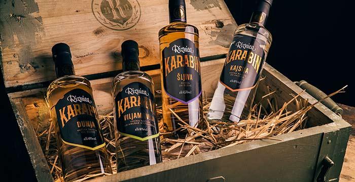 Karabin - Za sve hedoniste, i one koji su to povremeno…