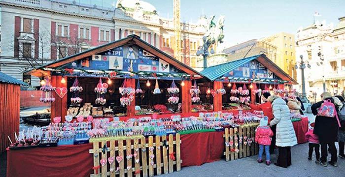 Nova godina u Beogradu - ponude za Doček