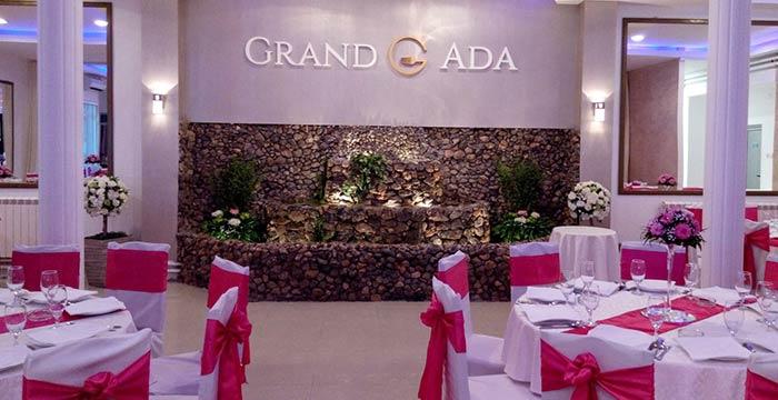 Grandiozan doček Nove godine u restoranu Grand Ada