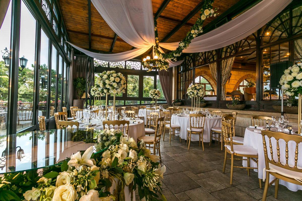 Grandiozni Restoran Kalemegdanska terasa