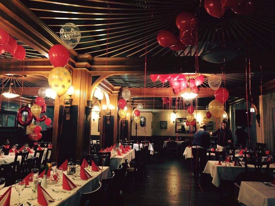 Prekrasni ambijent Restorana Savski Venac