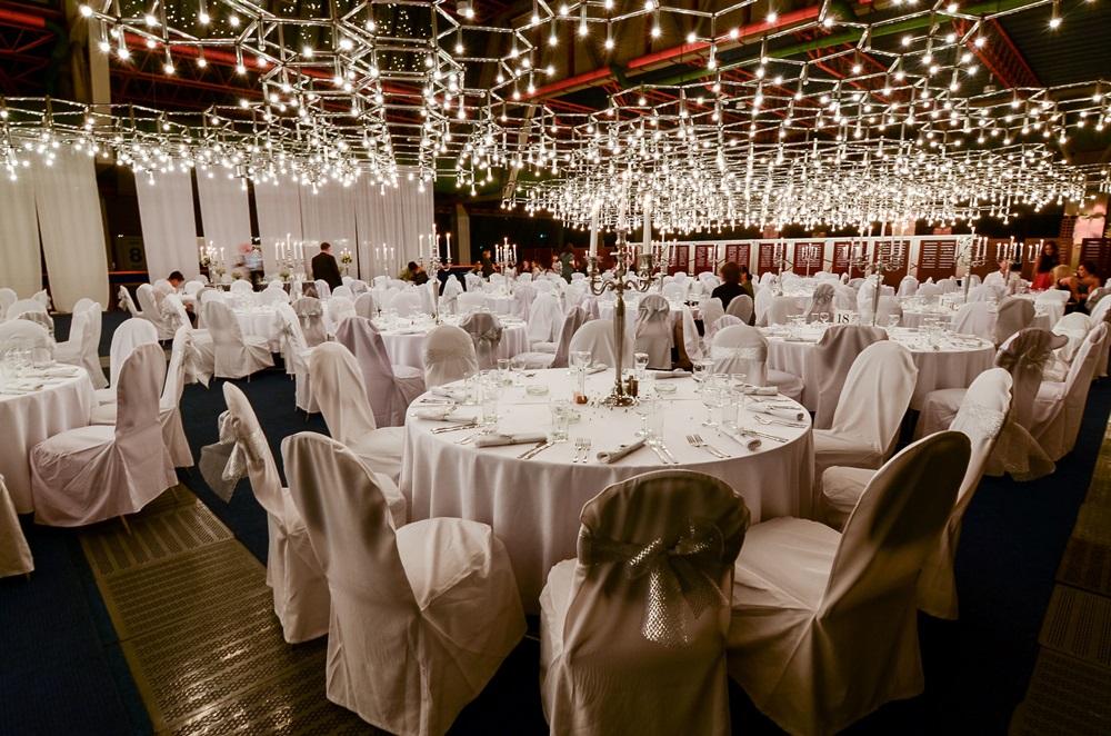 Luksuzni Restoran Sava Centar
