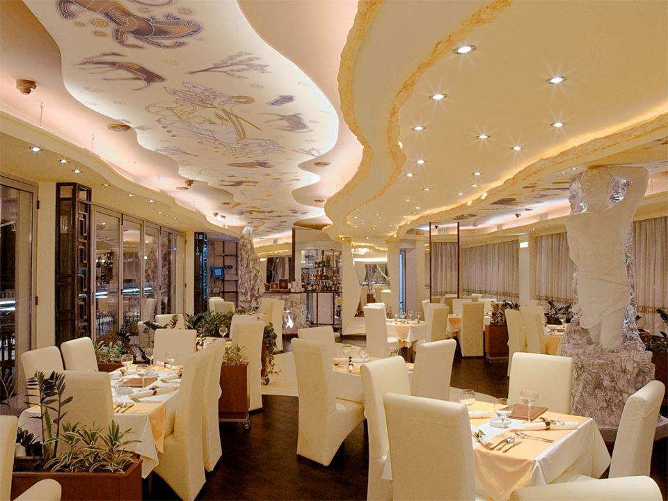 Izuzetan pogled iz Restorana Caruso