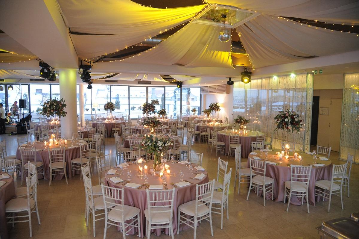 Glamurozna venčanja u Glamoure Event Centru
