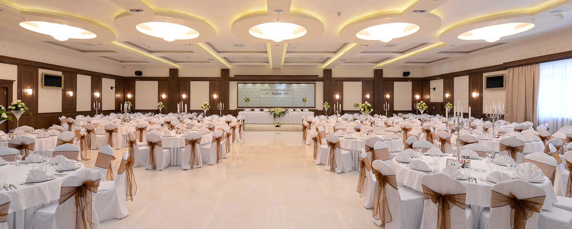 Luksuzni Majdan Event Centar