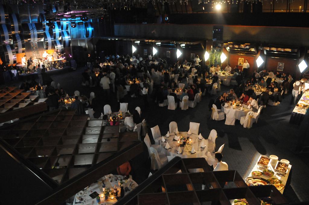 Ekskluzivni Restoran Sava Centar