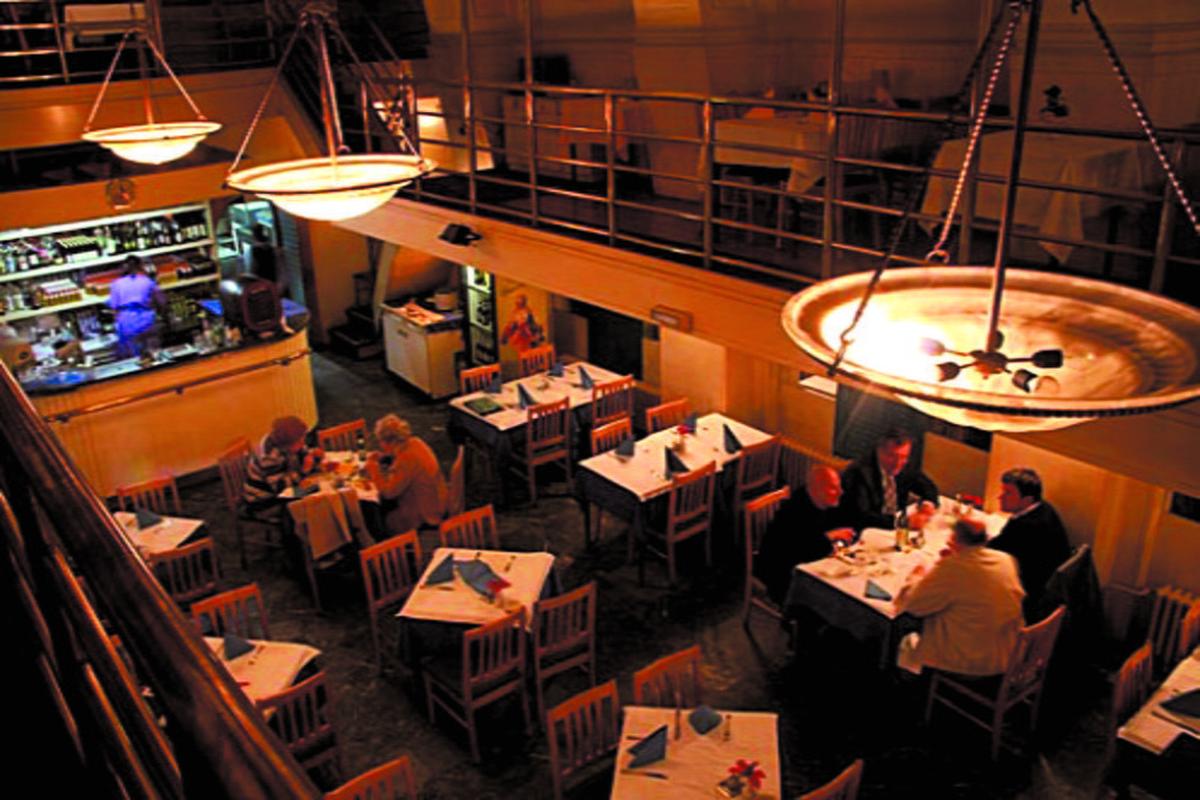 Savršeni riblji specijaliteti u Restoranu Polet