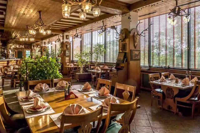 Nacionalne đakonije u Restoranu So i Biber